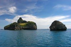 Tropikalne wyspy, Tajlandia Fotografia Stock
