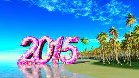 Tropikalny 2015 Zdjęcia Stock