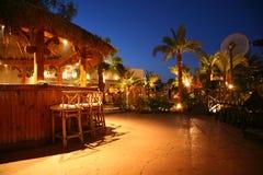 tropikalny bar zdjęcie stock