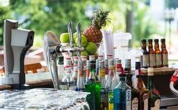Tropikalny Bar Fotografia Stock