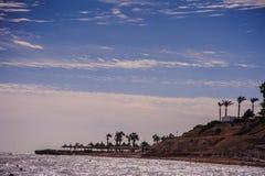 Tropikalny czerwony morze Obraz Royalty Free