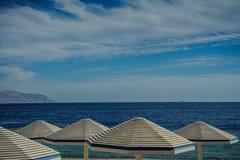 Tropikalny czerwony morze Zdjęcie Royalty Free