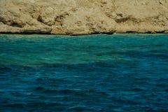 Tropikalny czerwony morze Fotografia Stock