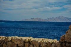 Tropikalny czerwony morze Zdjęcie Stock