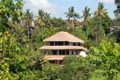 tropikalny domek na plaży Obrazy Stock