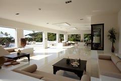 tropikalny hotelowy kurort obraz royalty free