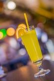 tropikalny koktajl Zdjęcie Royalty Free