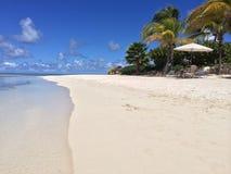Tropikalny krajobraz Fotografia Royalty Free