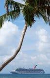 tropikalny odprężyć Zdjęcia Royalty Free