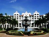 tropikalny park zdjęcia royalty free