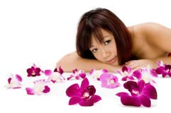 tropikalny piękności Fotografia Royalty Free