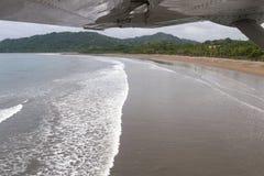Tropikalny plażowy miejsce przeznaczenia obraz royalty free