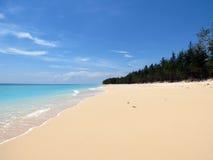 Tropikalny Plażowy Andamans Zdjęcia Royalty Free