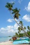 tropikalny raj. Fotografia Royalty Free