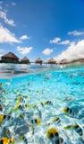 Tropikalny raj Zdjęcia Stock