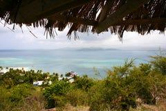 tropikalny raj Zdjęcie Royalty Free