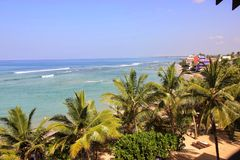 Tropikalny raj Fotografia Stock