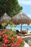 Tropikalny raj. Boracay wyspa, Filipiny. Zdjęcie Royalty Free