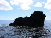 Tropikalny raj na Bali wyspie w Indonezja zdjęcie stock