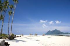tropikalny rajskiej wyspy Obraz Stock