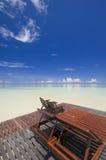 tropikalny relaks wyspa relaks zdjęcie stock