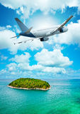 Tropikalny wakacje Zdjęcie Royalty Free