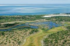 tropikalny wybrzeże Zdjęcie Royalty Free