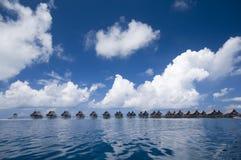 tropikalny wyspa kurort Obrazy Stock