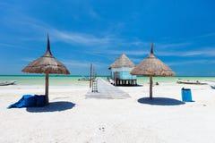 tropikalnych wakacji Zdjęcia Royalty Free