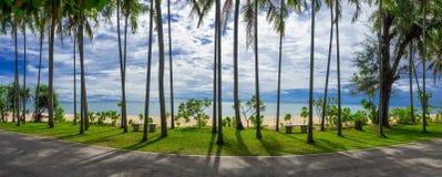 tropique de plage Photographie stock libre de droits