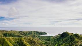 Tropiques de la Guam photos libres de droits