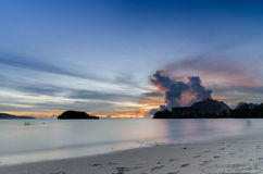 Tropiques de la Guam Photographie stock libre de droits