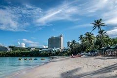 Tropiques de la Guam images stock