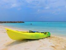 Tropiques ! Montant des Maldives images libres de droits