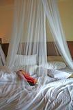 Tropisch bed stock afbeelding
