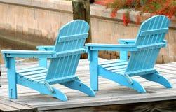 Tropisch Blauw Royalty-vrije Stock Afbeelding