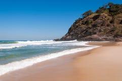 Tropisch Braziliaans Strand Royalty-vrije Stock Foto