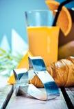 Tropisch cateringsstilleven Stock Afbeelding