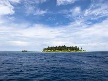 Tropisch eiland Royalty-vrije Stock Afbeeldingen