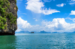 Tropisch eiland stock afbeeldingen