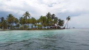 ` Tropisch Eiland 01 ` Royalty-vrije Stock Foto's