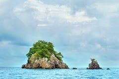 Tropisch eiland Koh Lipe in Thailand Stock Foto