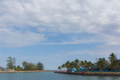 Tropisch Eiland reis Varadero Stock Fotografie