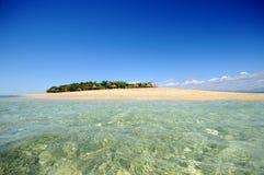 Tropisch eilandparadijs Royalty-vrije Stock Afbeeldingen