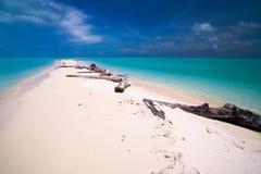 Tropisch eilandparadijs royalty-vrije stock fotografie