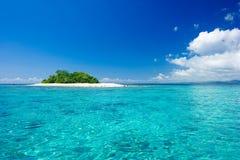Tropisch eilandparadijs Stock Foto