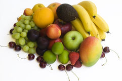 Tropisch fruit Stock Afbeelding