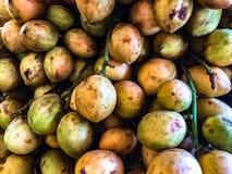 Tropisch Fruit in Azi? royalty-vrije stock afbeelding