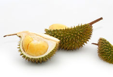 Tropisch fruit Durian Royalty-vrije Stock Fotografie
