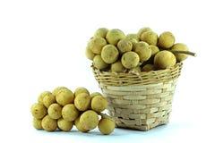Tropisch fruit, longkong Stock Foto's